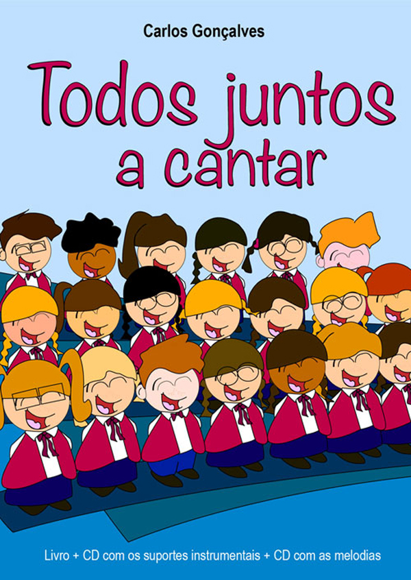 capa cancoes coro