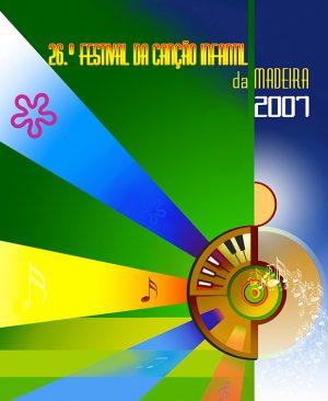 CD 26 Festival Infantil 2007