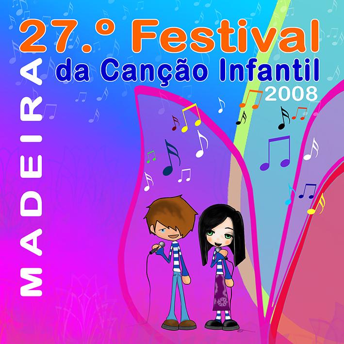 CD 27 Festival Infantil 2008