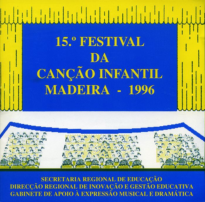 CD Festival Infantil 1996