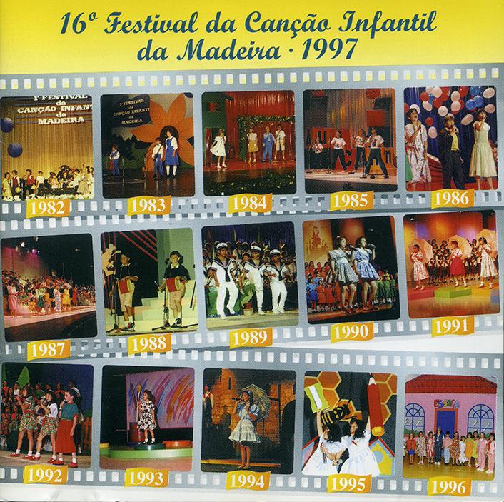 CD Festival Infantil 1997