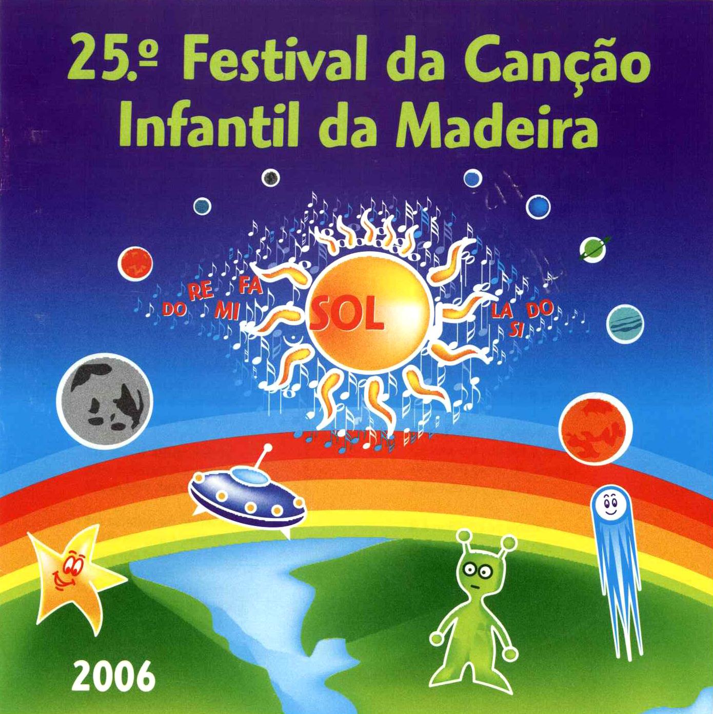 CD Festival Infantil 2006