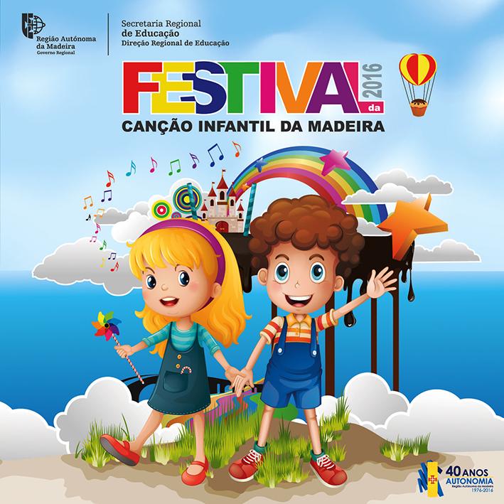 CD Festival Infantil 2016
