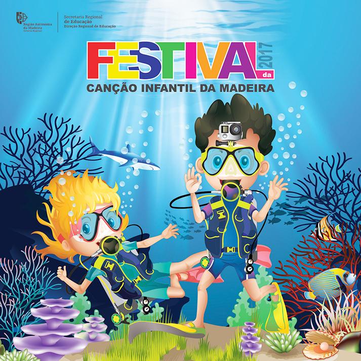 CD Festival Infantil 2017