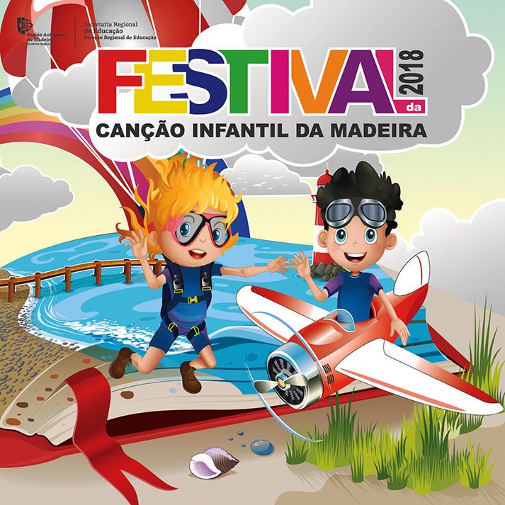 CD Festival Infantil 2018
