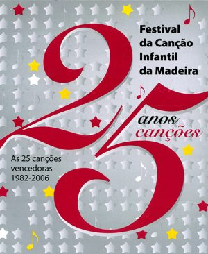 CD Festival Infantil 25 Anos