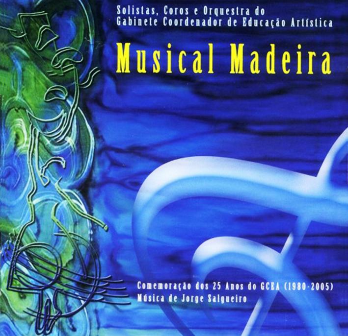 CD Musical Madeira