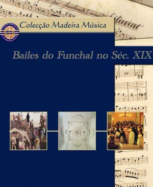 CD-ROM Bailes do Funchal sec.XIX