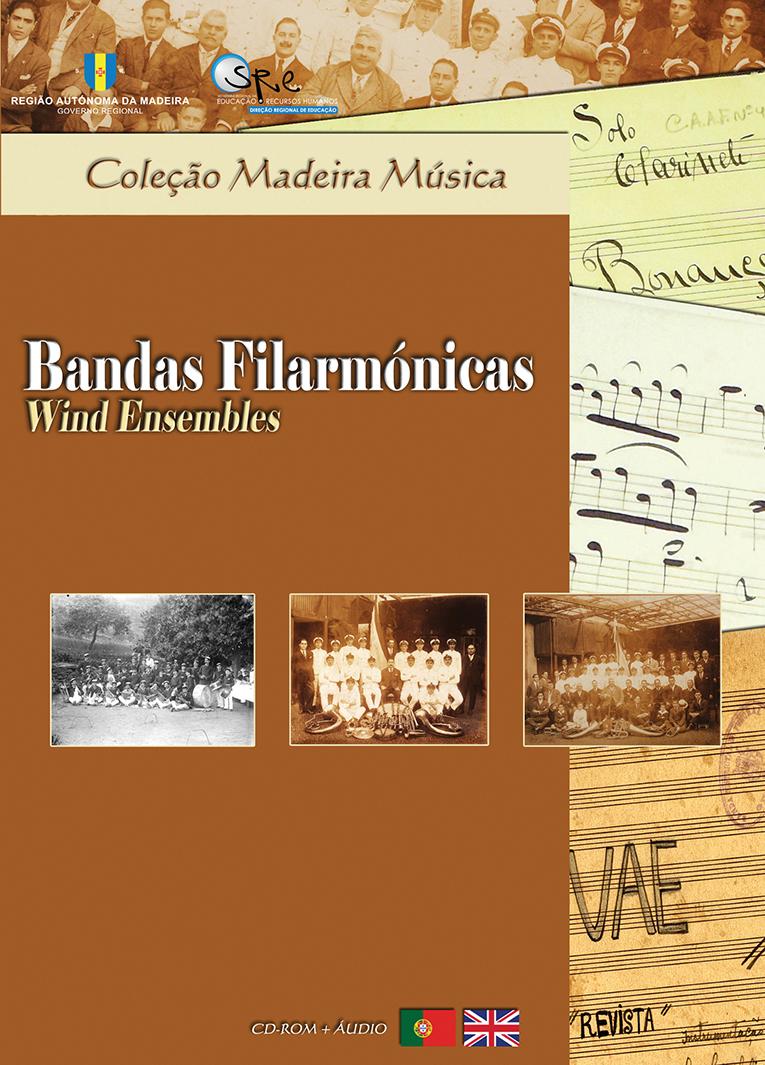 CD-ROM Bandas Filarmónicas