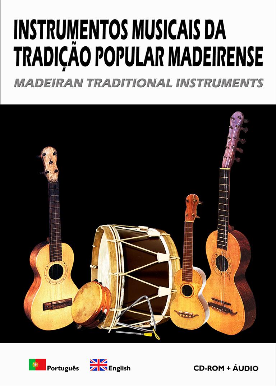 CD-ROM InstrTradição Popular Madeirense 2