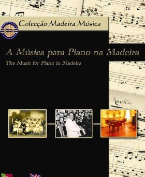 CD-ROM Música para Piano na Madeira