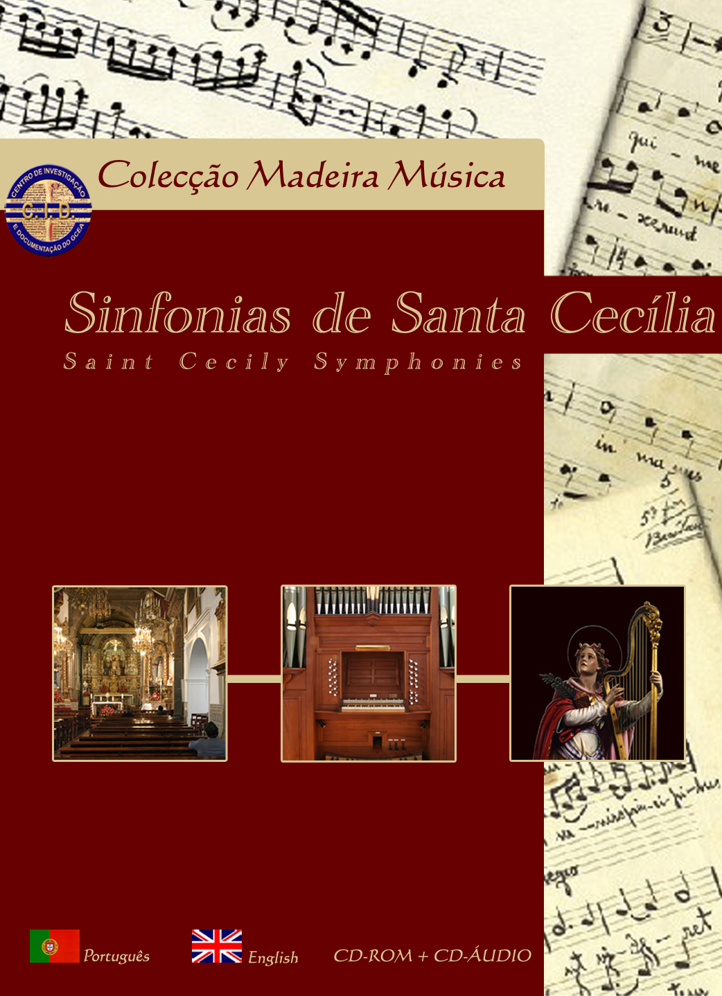 CD-ROM Sinfonias de Santa Cecília