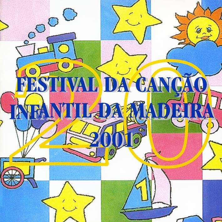 CD festival Infantil 2001