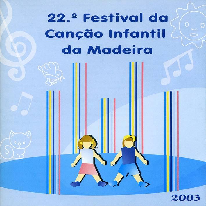 CD festival Infantil 2003