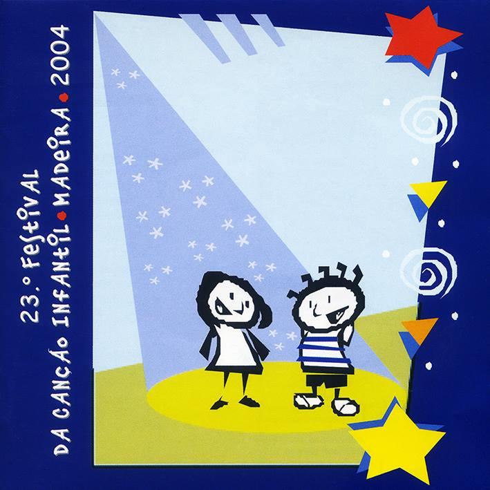 CD festival Infantil 2004