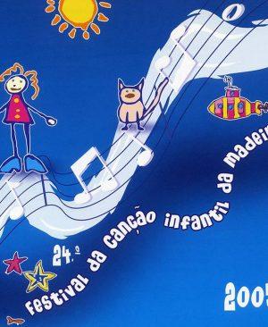 CD festival Infantil 2005