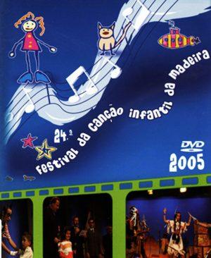 DVD 24 Festival Infantil 2005