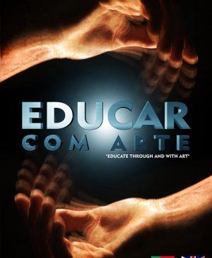 DVD Educar com Arte