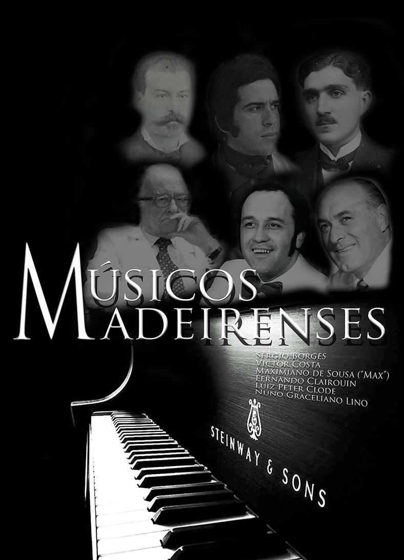 DVD Músicos Madeirenses 1