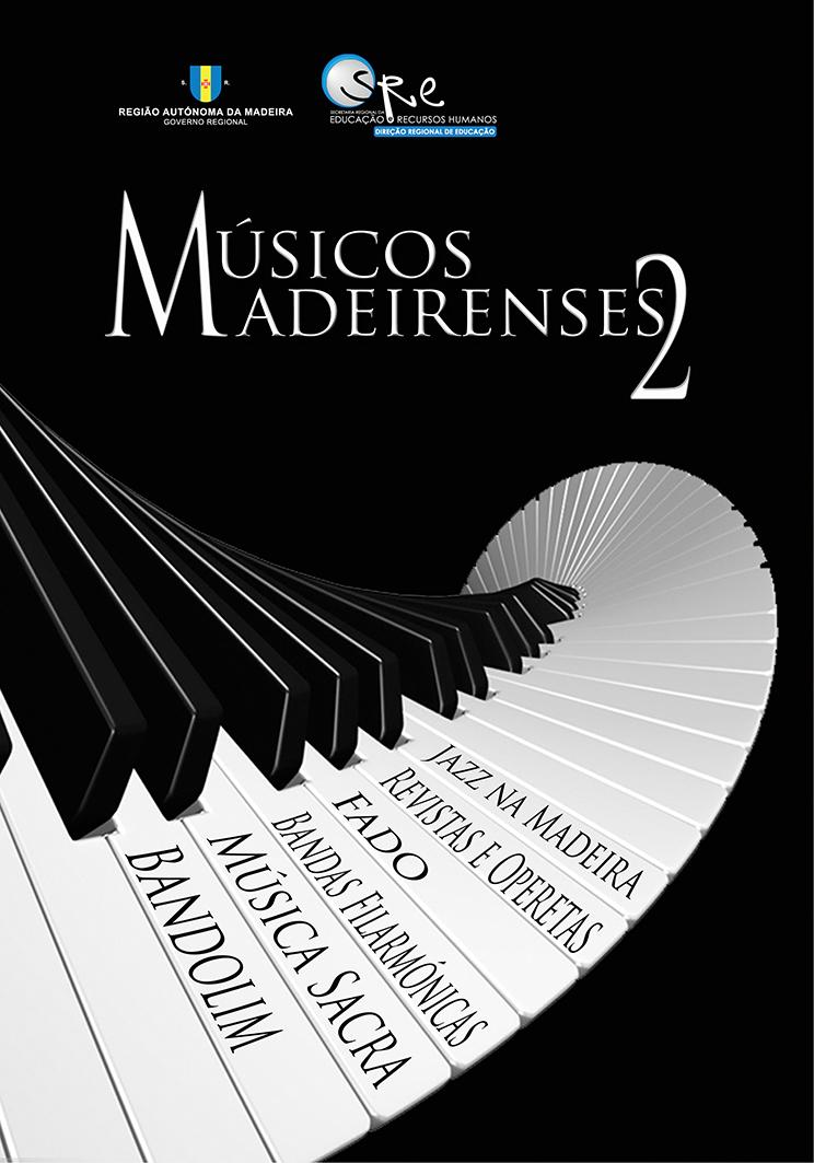 DVD Músicos Madeirenses 2