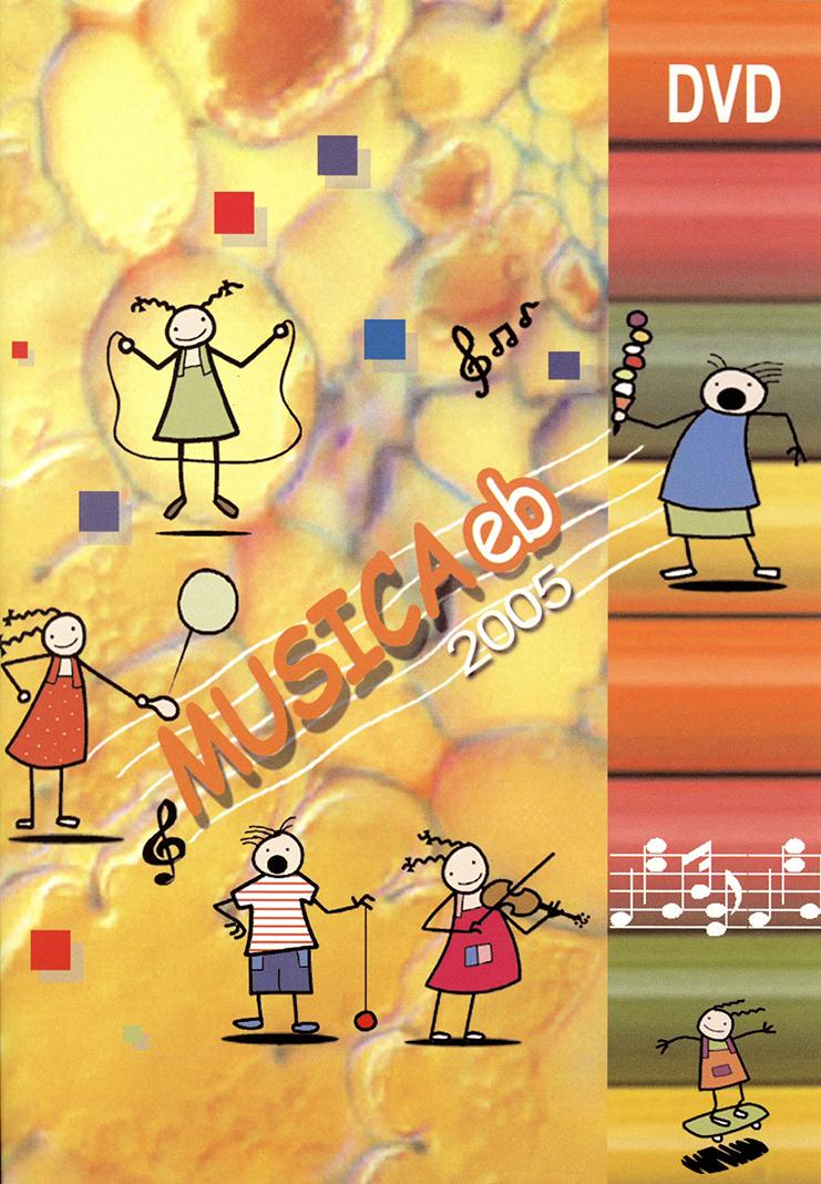 DVD MUSICAeb 2005