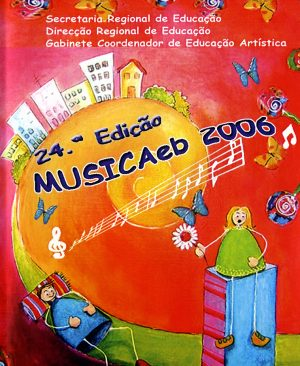 DVD MUSICAeb 2006