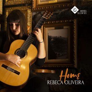 """Coleção Novos Talentos: """"Home"""" de Rebeca Oliveira (CD)"""