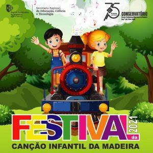 40.º Festival da Canção Infantil da Madeira de 2021 (álbum digital em mp3 inclui: letras, partituras, músicas, playbacks)